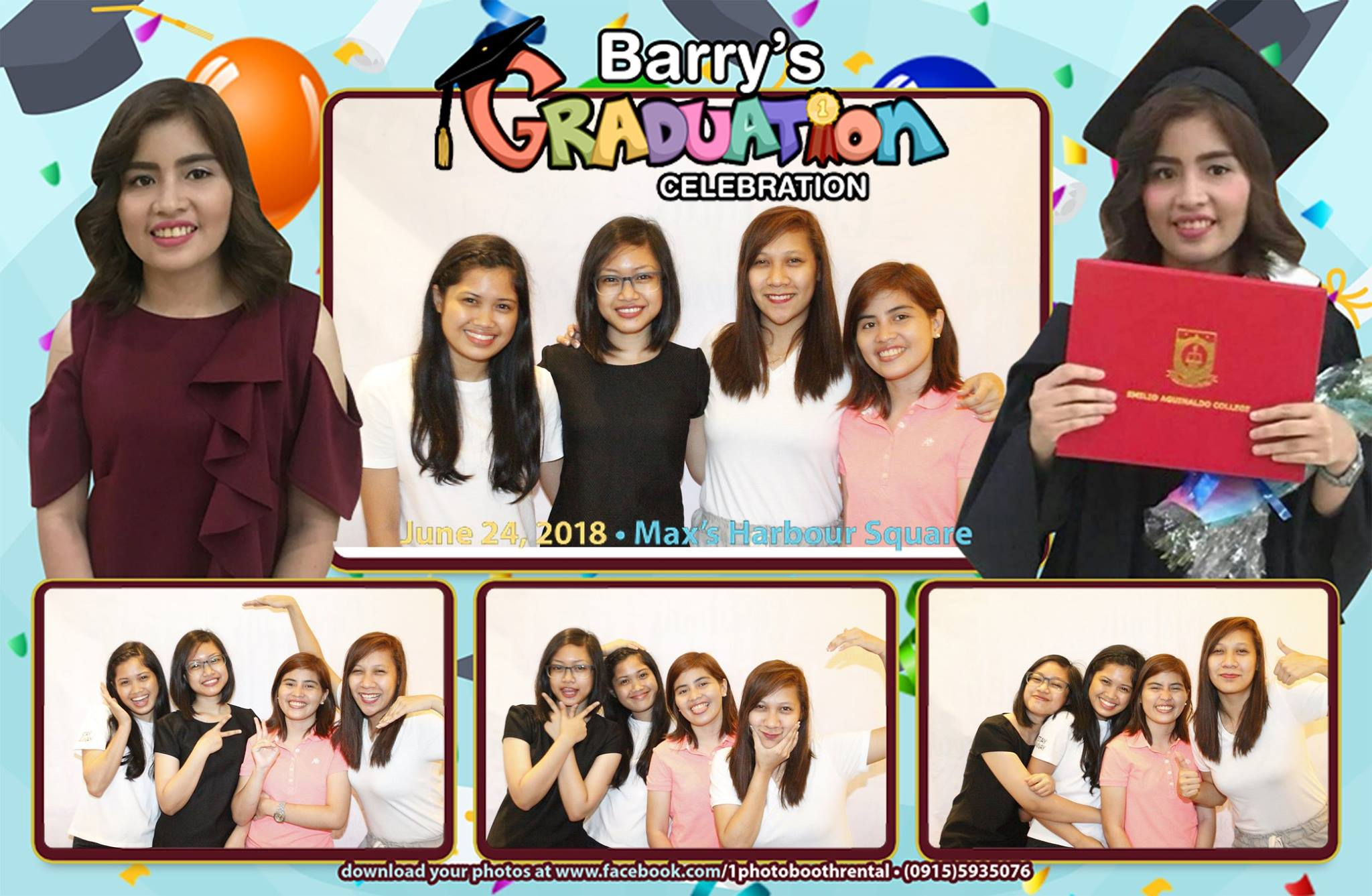 Photo booth rental Philippines, Photobooth for only P1